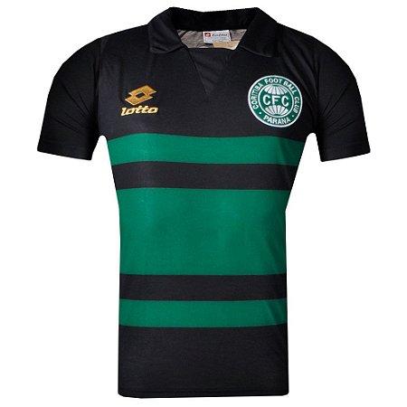 Camisa Retrô Coritiba Goleiro Rafael 2011 Lotto