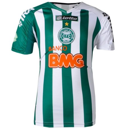 Camisa Coritiba III 2010 Juvenil