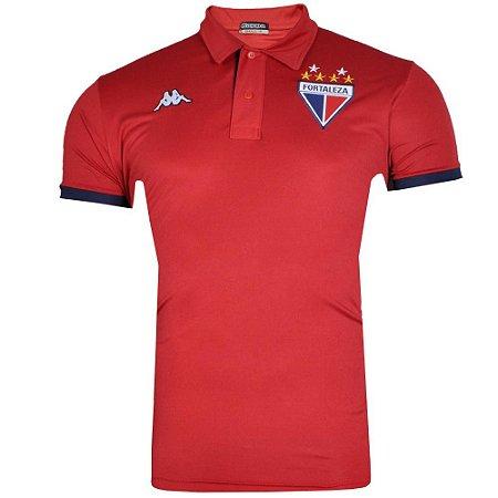 Camisa Polo Fortaleza Viagem 2015 Kappa