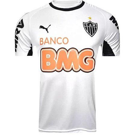 Camisa Altetico Jogo II Ronaldinho Numero 10 2014 Puma