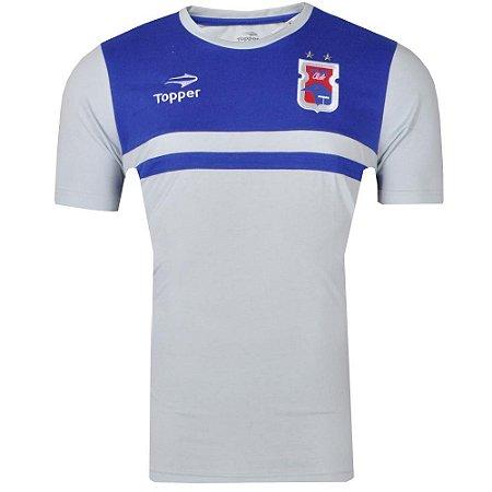Camisa Parana Concentração 2016 Topper