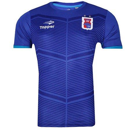 Camisa Parana Aquecimento 2016 Topper