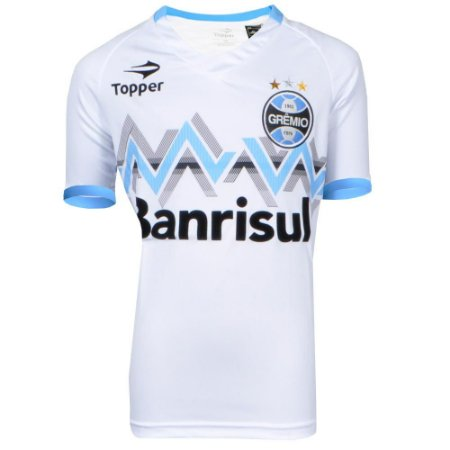 Camisa Gremio Jogo II Juvenil 2014 Topper