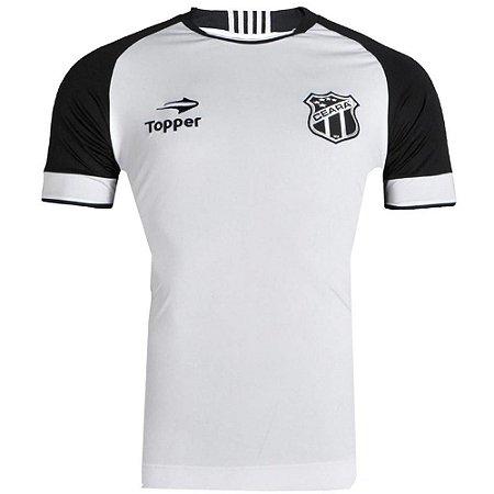 Camisa Ceará Jogo II  C/Nº 2016 Topper
