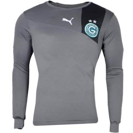 Camisa Goiás Goleiro II Manga Longa Puma
