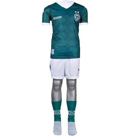 Kit Goiás Jogo I Infantil 2015 Kappa