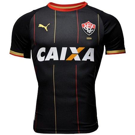 Camisa Vitoria Jogo III 2014 Puma