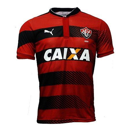 Camisa Vitoria Jogo I Sem Numero 2016 Puma