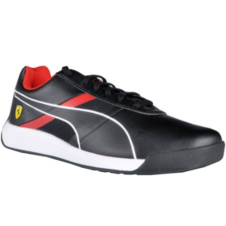Tenis Podio Tech Ferrari Puma