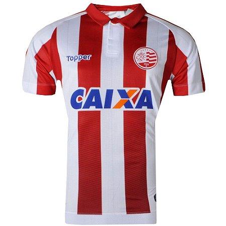 Camisa Náutico Jogo I  2017 Topper