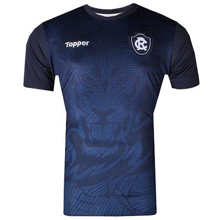 Camisa Remo Aquecimento 2017 Topper