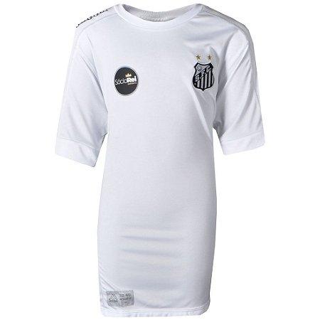 Camisa Santos Jogo I Juvenil 2017 ST Kappa