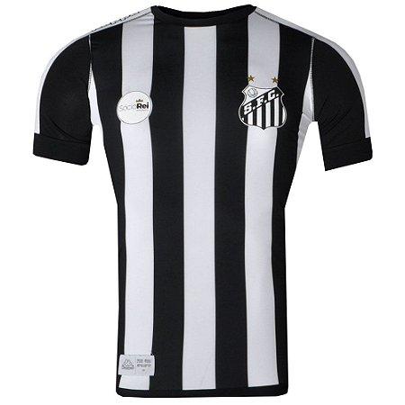 Camisa Santos Jogo II Official 2017 ST Kappa