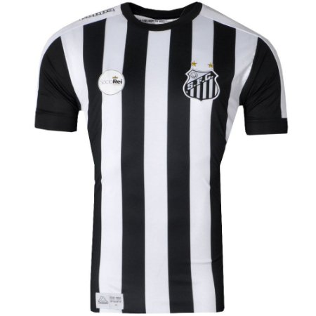 Camisa Santos Jogo II 2017 ST Kappa