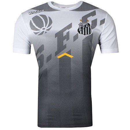 Camisa Santos Comissão Técnica 2017 St Kappa