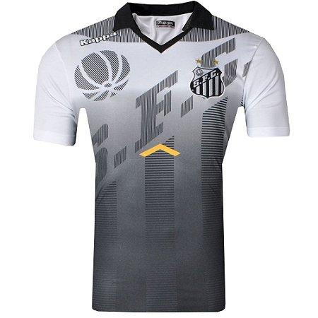 Camisa Polo Santos Viagem C.Técnica 2017 ST Kappa