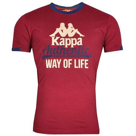 Camisa Authentic Arson Kappa