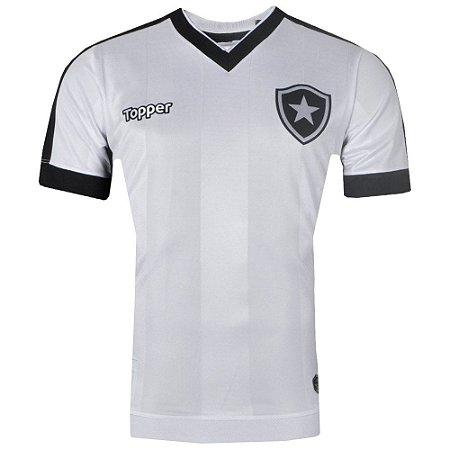 Camisa Botafogo Jogo III 2017 Topper