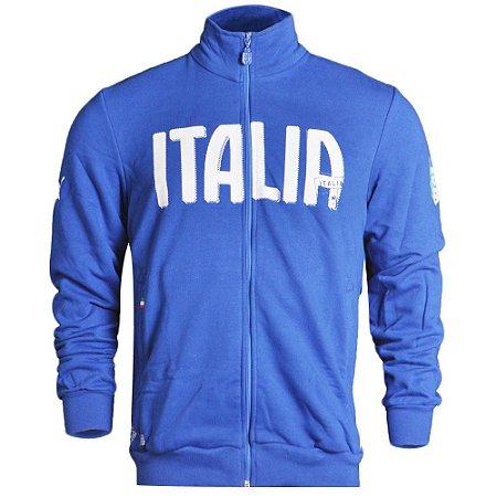Blusa Figc Italia Track Puma