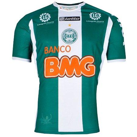 Camisa Coritiba II 2011 Lotto