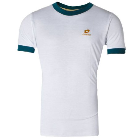 Camisa Retrô Gola Careca II Lotto