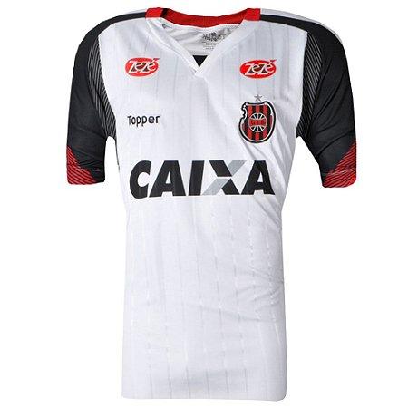 Camisa Brasil de Pelotas Jogo II  Plus Size 2017 Topper