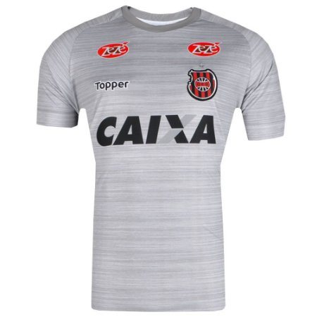 Camisa Brasil de Pelotas Treino Comissão Técnica 2017 Topper