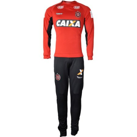 Kit Agasalho Brasil de Pelotas Treino Atleta 2017 Topper