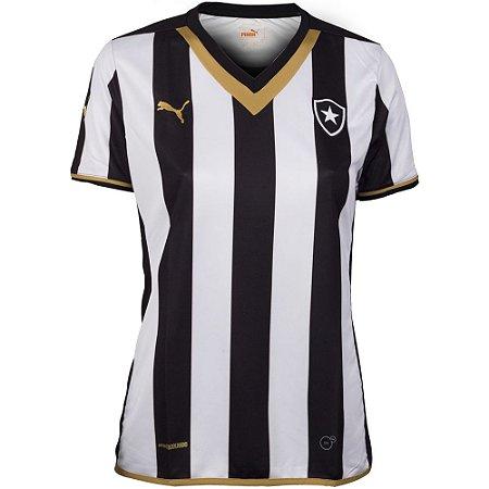 Camisa Botafogo Feminino Jogo I 2014 Puma