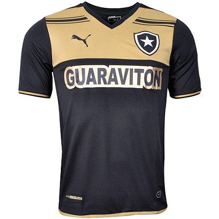Camisa Botafogo Jogo II Com Patrocínio 2014 Puma