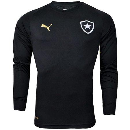 Camisa Botafogo Goleiro I Manga Longa 2014 Puma