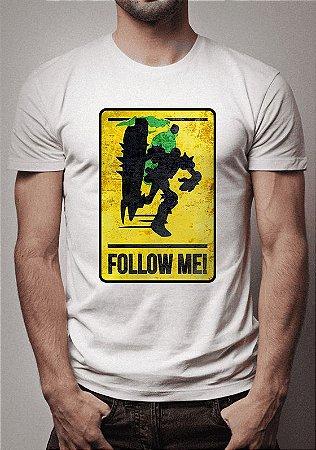 Camiseta Singed Follow Me