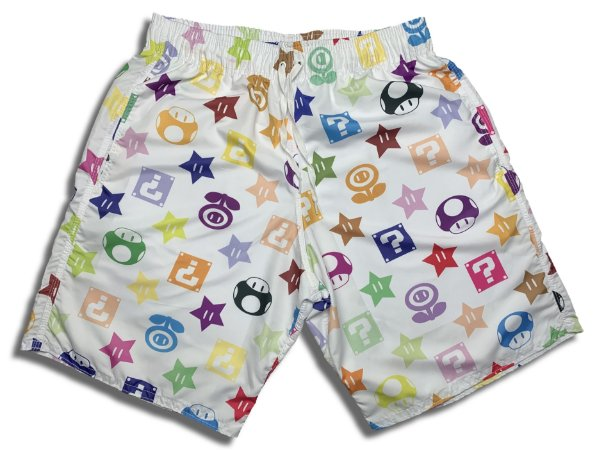 Shorts Masculino Mario Color Viuton