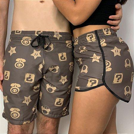 Kit Shorts Verão Mario Boss Viuton + Frete Grátis