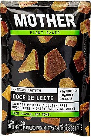 Proteína Isolada Vegana sem Glúten - Mother 33g