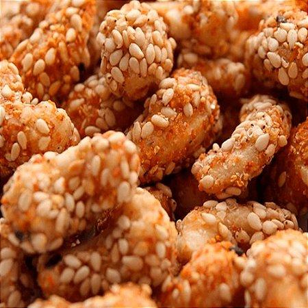 Castanha de Caju Caramelizada - a granel