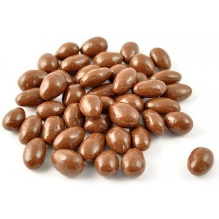 Drageado de amendoa de cacau 45% ao leite - a granel