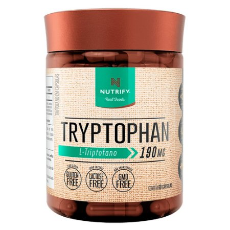 Tryptophan - Nutrify 60 cápsulas