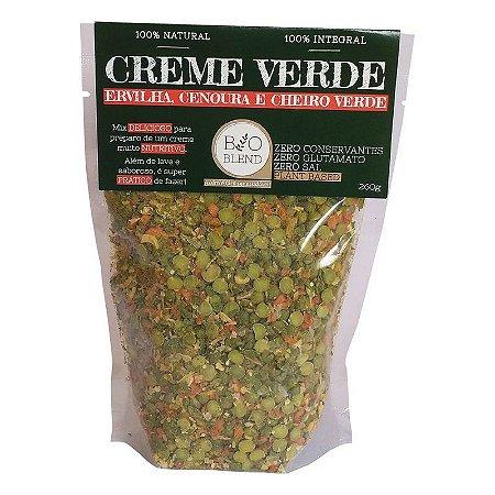 Creme Verde 100% Natural - 260g Bioblend