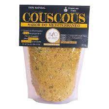 Couscous 100% Natural - 160g Bioblend