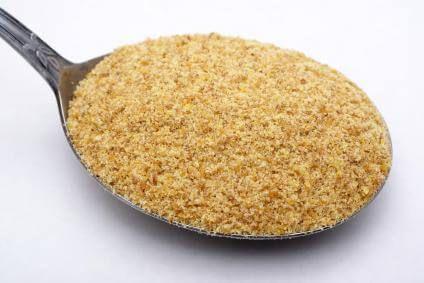 Farinha de Linhaça Dourada - A granel