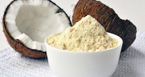 Farinha de Coco (clara) - A granel