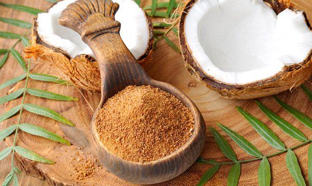 Açúcar de coco - A granel