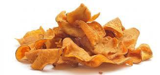 Chips de Batata doce - a granel