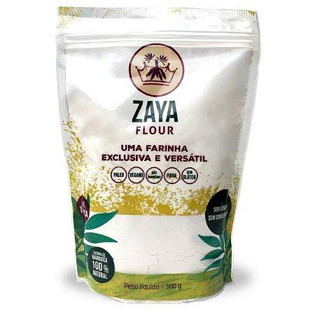 Farinha de Mandioca Premium sem Glúten  Zaya - 500g