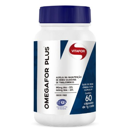 Omega For Plus 60 CAPS VITAFOR