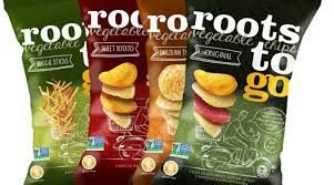 Chips Mix de ROOTS TO GO