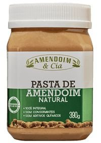 Pasta de Amendoim - Amendoim e Cia