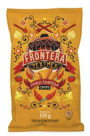 Salgadinho FRONTERA TEX MEX 125 g