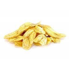 Banana Chips Doce com Canela - a granel